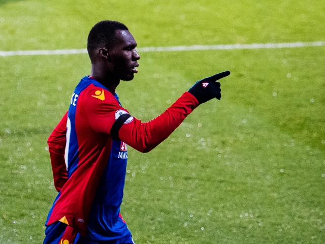 Benteke points